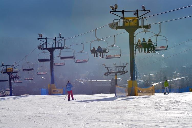 Zakopane attractions for the winter